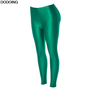 Image 2 - NEW Brands Legging Female Good Quality Fashion Leggings High Elasticity Leggins Waist Panty Women Plus Size Green TOP Selling