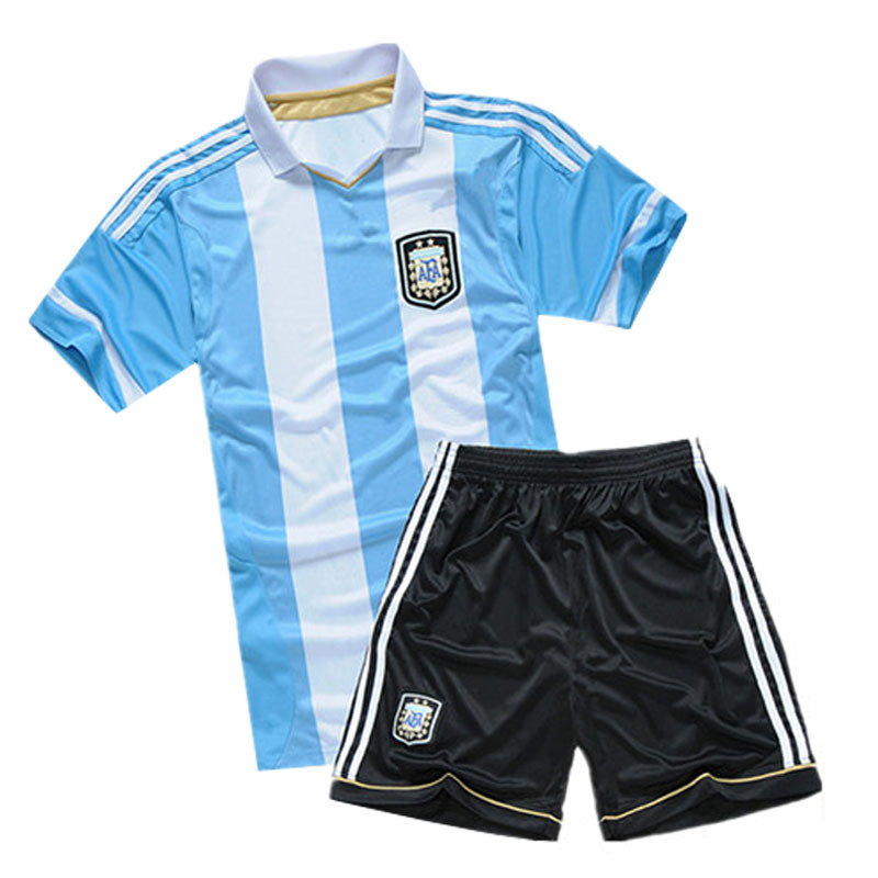 new product 4b36d 32b10 The new team jersey 13 14 Argentina Argentina Messi Soccer ...