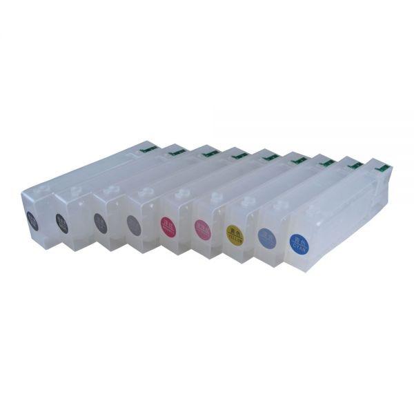 for Epson  Stylus Pro 3880 Refilling Cartridge--9pcs / - Office Electronics - Photo 4