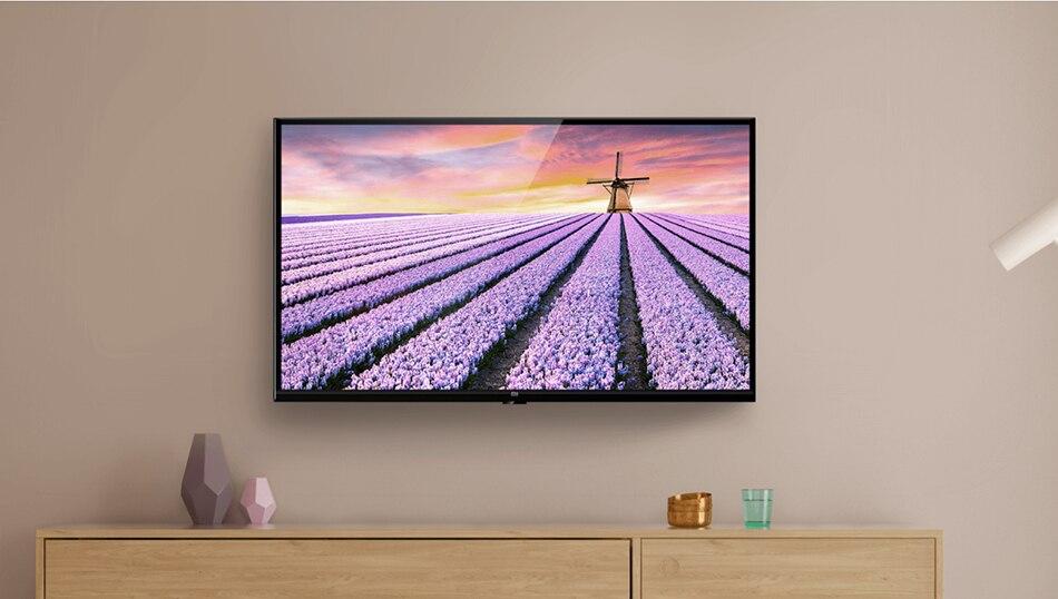 Meilleur moniteur affichage TV 40 42 43 pouces 1920*1080p Smart LED 4K wifi télévision TV - 4