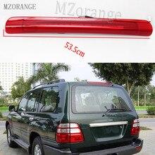MZORANGE стайлинга автомобилей 1 шт. светодиодный высокая гора стоп-задний фонарь для toyota Land Cruiser LC100 для lexus LX470 1998-2007