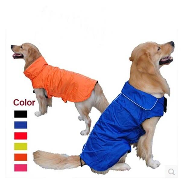 Apparel Xs Us13 Clothes Xxxl Dogs Large Inamp; Rain 991pcs Fashion Doggy Sweaters Products Jackets Pets Dog Coats Raincoat Pet Big fvyb7Y6g