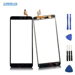 Image 2 - AICSRAD original For cubot nova LCD display and Touch Screen Assembly perfect repair part nova +Tools