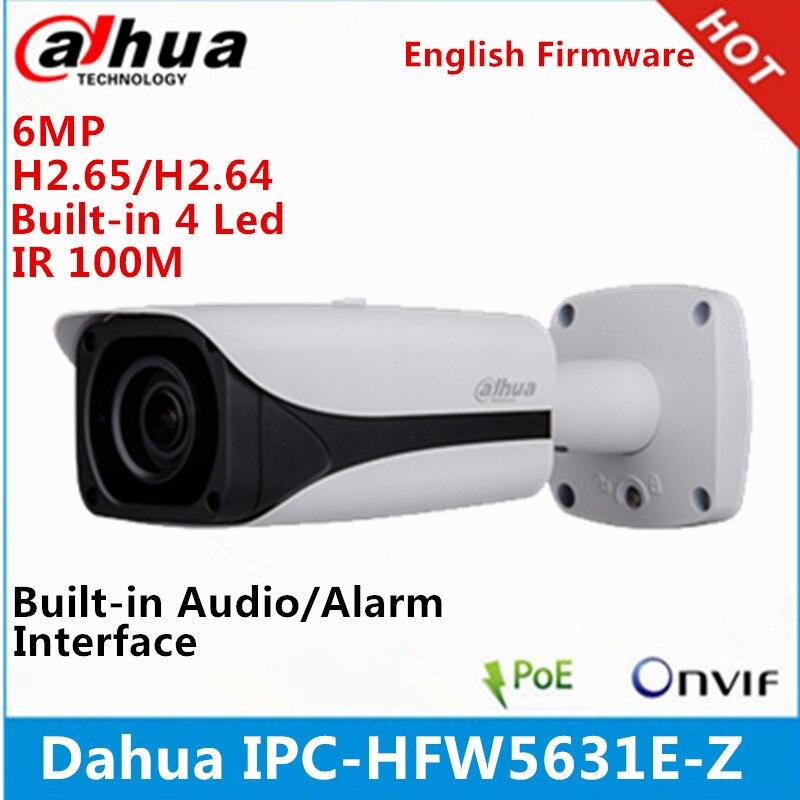 Dahua IPC HFW5631E Z IP Camera 2 7mm 13 5mm or 7mm 35mm varifocal motorized lens