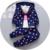 2017 Outono Inverno bebê menina Dos Desenhos Animados Minnie roupas t-shirt + casaco + calças do bebê conjuntos de roupa da menina do natal crianças dos miúdos roupas