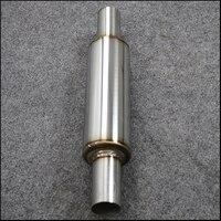 Car styling 51mm 4705mm lungo Universale tubo di scarico auto marmitta tubo di scarico Centrale nel tamburo