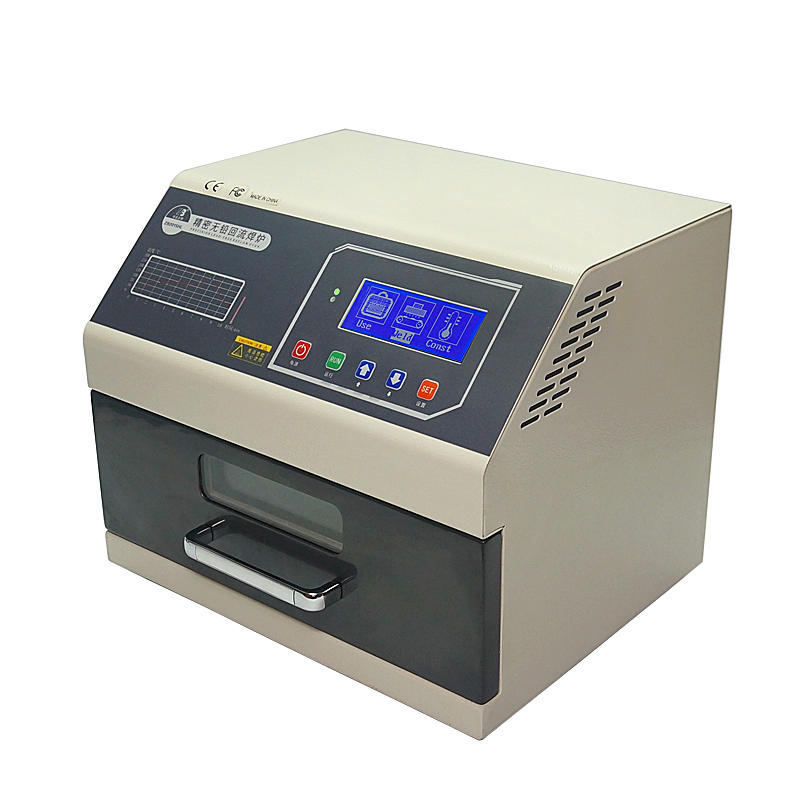 Image 3 - LY 962 Digital Display SMD SMT Reflow Oven Programmable Mini Reflow Soldering Oven 700W 110V 220V-in Soldering Stations from Tools