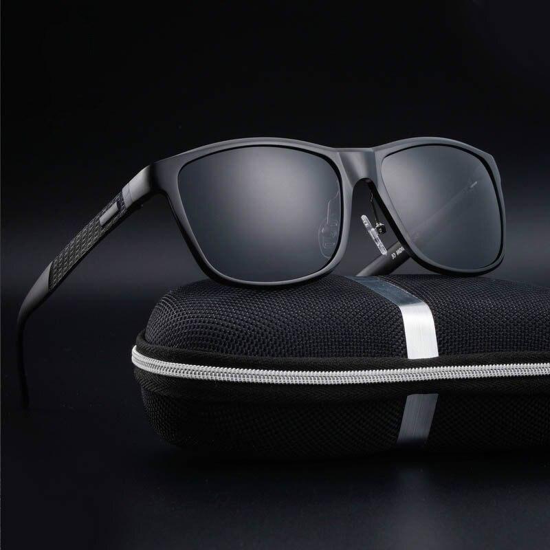 Aluminum Sunglasses polarized for Women's Men's 2018 Sun glasses luxury brand Sunglasses ray gunes gozlugu erkek oculo