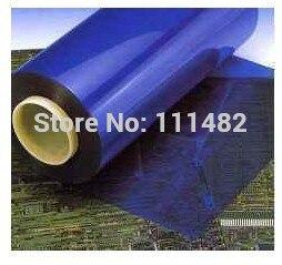 Фоточувствительная сухая пленка вместо термотрансферной печатной платы диаметром 10 метров в ширину 30 см