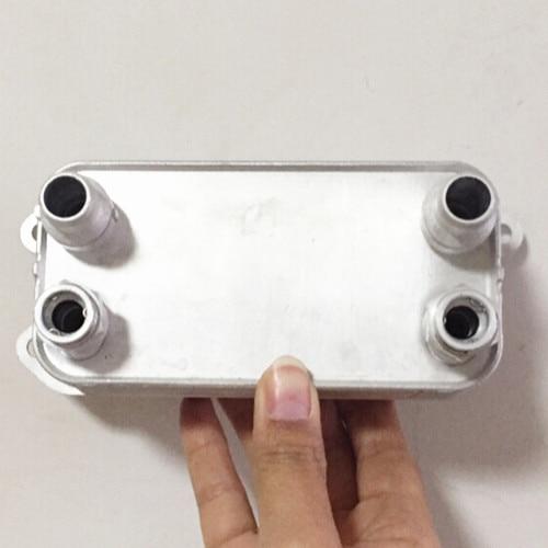 parts OE No A 099 500 2300 For mercedes benz aluminum engine oil cooler A0995002300 0995002300