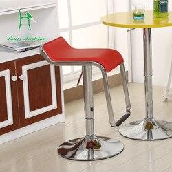 Europeu caixa cadeira do tamborete de barra cadeira de bar fezes bar cadeira de elevação
