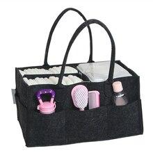 Сумка для детских подгузников, сумка для пеленания, переносная прогулочная коляска из нетканого материала, органайзер для коляски, сумка для хранения, сумка для мам