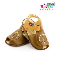 TipsieToes Brand Casual Sheepskin Leather Kids Children Sandals For Girls Princess New 2014 Summer Fashion 22111