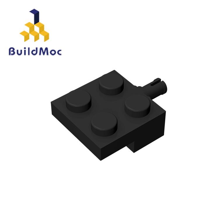 BuildMOC Compatible Assembles Particles 10313-4488 2x2 For Building Blocks Parts DIY LOGO Educational Gift Toys