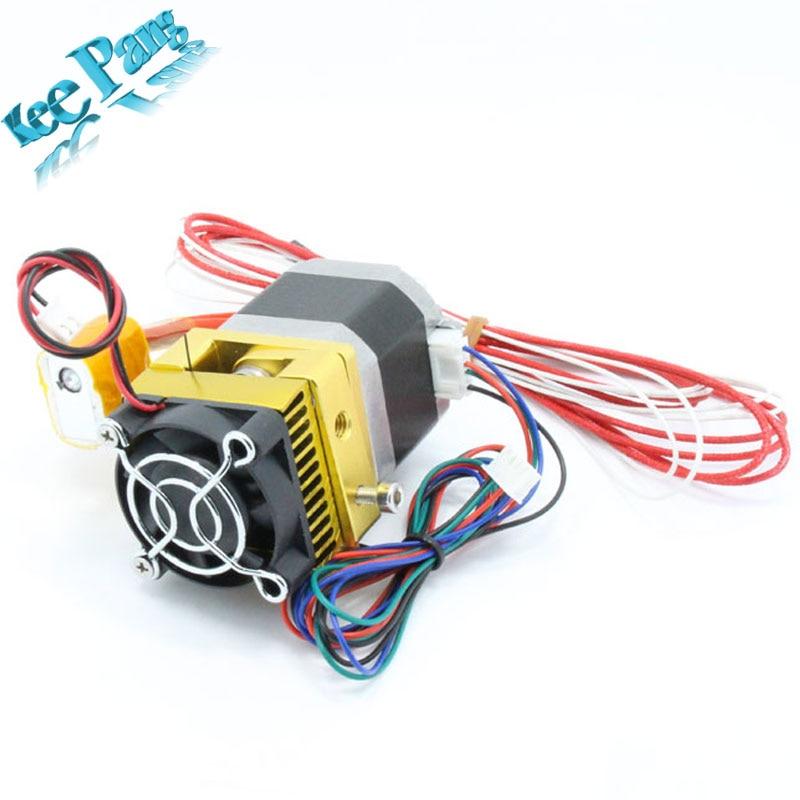 Upgrade Extruder MK8 Head J head Hotend For Makerbot Prusa i3 3D font b Printers b