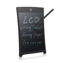 8.5 «LCD Графика графический Планшет Мини-Планшет для Записи Доска Может как Доски Объявлений Доска Мнемодоски бесплатная стилус