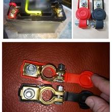 Car Battery Terminal Connector Quick Release Copper Clip Cap For Nissan Altima 370z Xmotion X