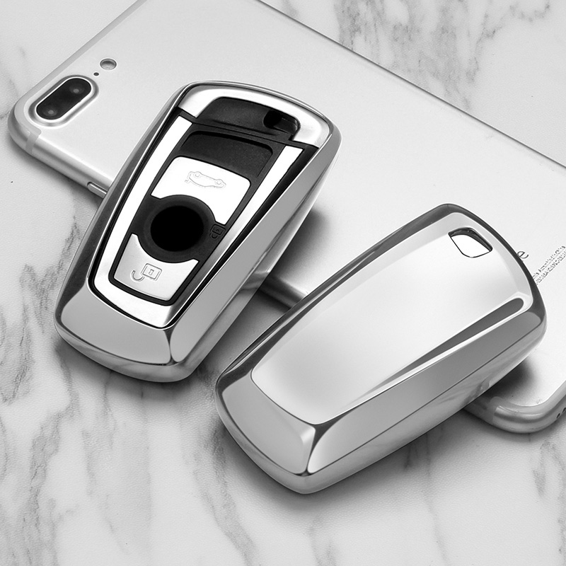 Car Styling TPU Car Key Cover Case Fit for BMW E30 E34 E36 E39 E46 F10 F11 F31 G30 M Performance X1 F48 X3 X4 X5 Car Accessories image