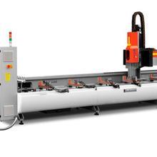KE-PC4500/6000 3-axis CNC профиль machineing центр