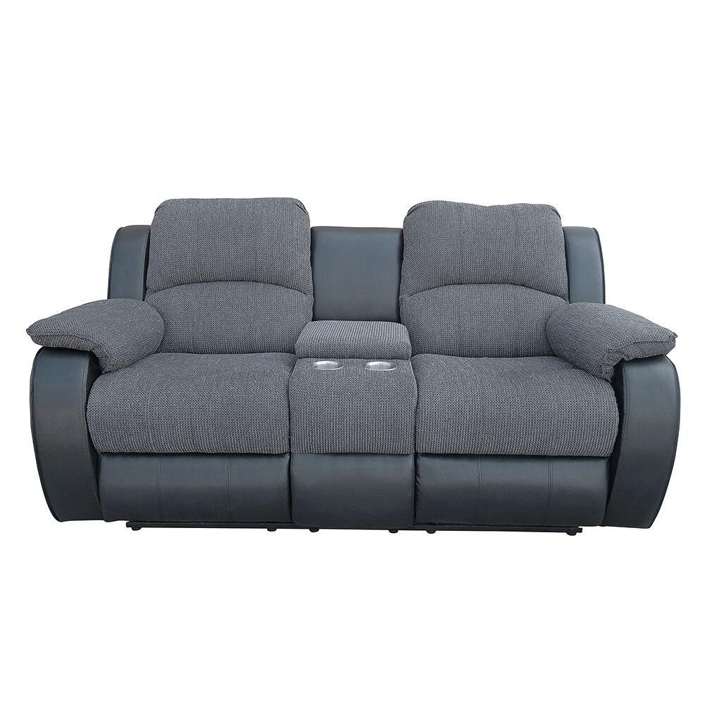Canapé de salon canapé moderne ensemble canapé inclinable avec tissu pour cinéma maison chaise longue simple deux trois sièges