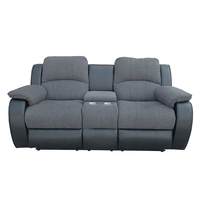 Living Room Sofa Modern Sofa Set Recliner Sofa With Fabric For Home Movie Theatre Lounge Chair Single Two Three Seats