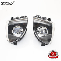 2Pcs For BMW 5 Series F10 F11 520i 523i 528i Front Halogen Fog Light Fog Lamp 63177216885 63177216886 With Gifts
