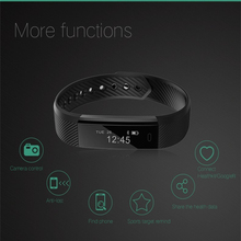 ID115 Smart Bracelet Fitness Tracker Step Counter Activity Monitor Alarm Clock Vibration Wristband for iphone Android phone