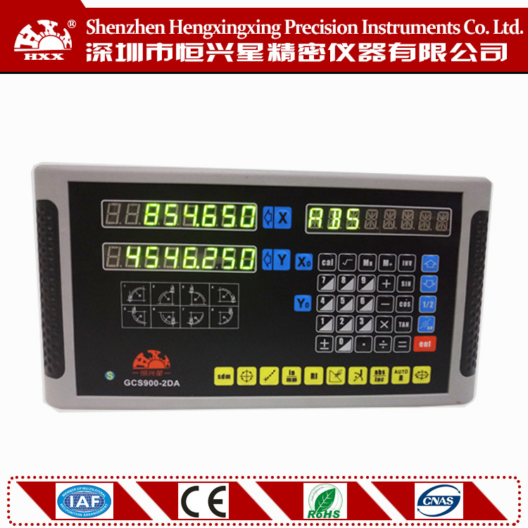 hxx brand new product 2 axis digital readout (DRO) gcs900-2da of machines with one piece free shipping crusade vol 3 the master of machines