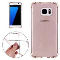 Silicone Cushion Phone Cases for Pouch Samsung Galaxy S7 Edge Case TPU Silicone Cover for Samsung S7 Edge Case TPU S7 edge Cover