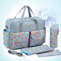 Diaper Bag Organizer For Baby Fashion Printing Mom Bags Bolsa De Bebe Shoulder Messenger Bolsas Feminina Diaper Bag Organizer