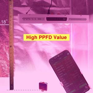 Image 5 - مصباح إضاءة LED كامل الطيف من phliزون بقدرة 2000 واط للنباتات المنزلية والمصانع للاحتباس الحراري ، مصباح نمو cxb3590