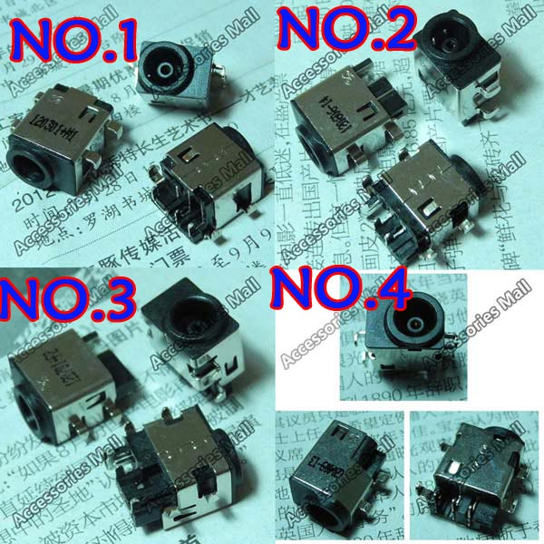 NEW Laptop DC Power Jack For SAMSUNG R430 RV411 NP300E NP700 N140 RV515 SF310 DC Connector Laptop Socket Power Replacement