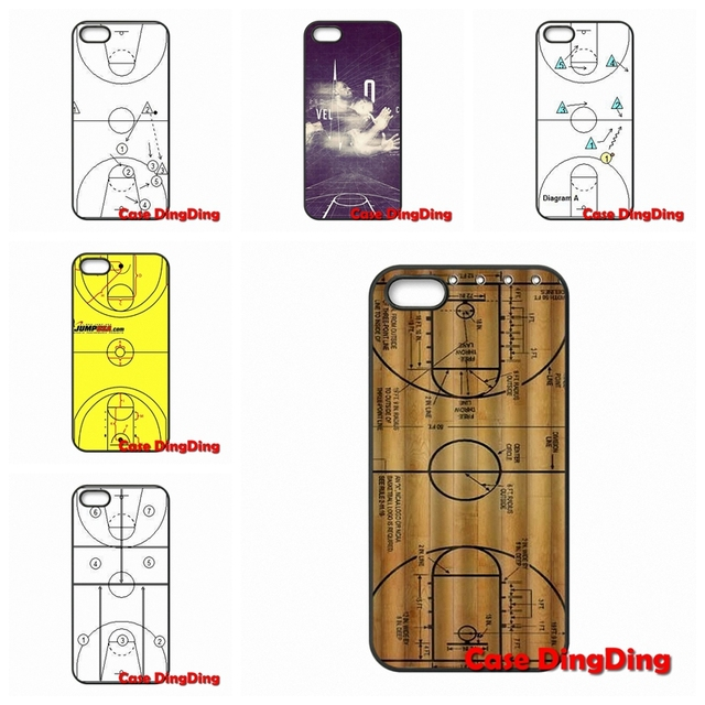 Bags Cases Basketball Court Diagram For Moto X1 X2 G1 E1 Razr D1