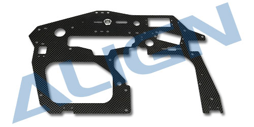 Trex 700N DFC Carbon Main Frame(R)/2.0mm H7NB002XXW Align trex 700 parts Free Shipping with Tracking trex 700 carbon main frame l 2 0mm hn7026 align trex 700 parts free shipping with tracking
