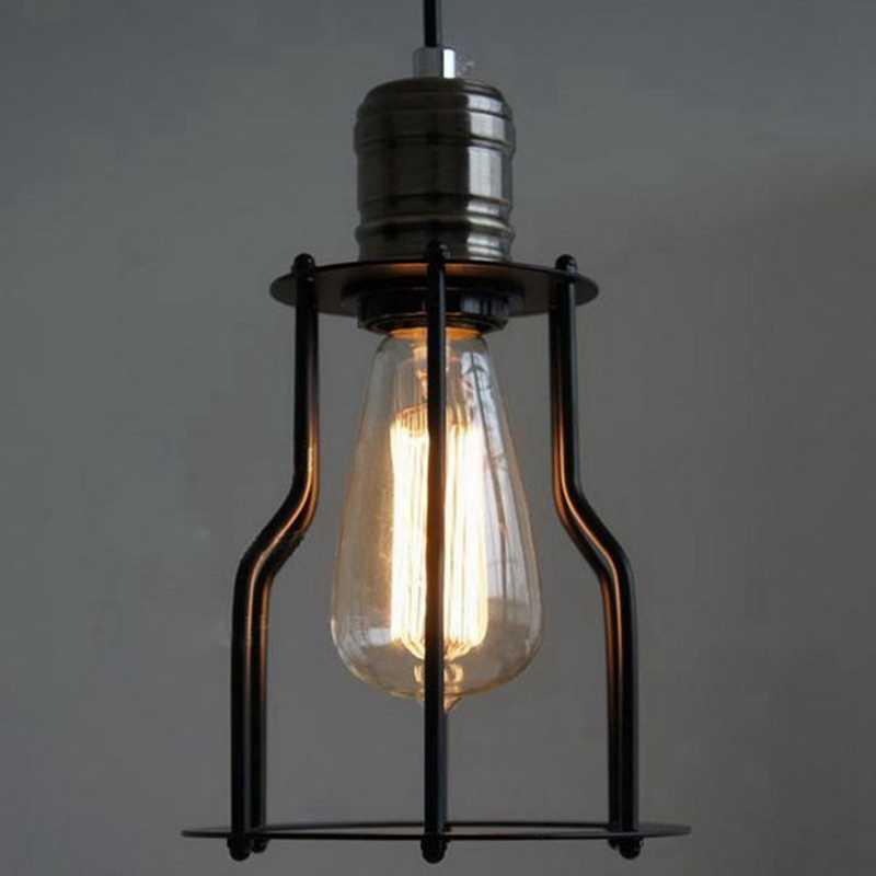 LuKLoy подвесные светильники лампы, Винтаж Промышленных Ретро Лофт подвесной светильник для магазин Кафе Ресторан Кухня украшения