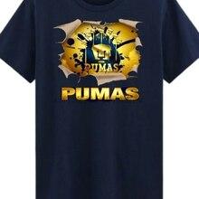 5a98a77db Camiseta PUMAS DE LA UNAM, 100% algodón, 100% DE algodón preencogido