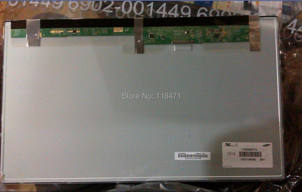 Original and New LTM200KT10 LM200WD3 M200O3 M200FGE-L20 lcd panel used in C355 C340 C345