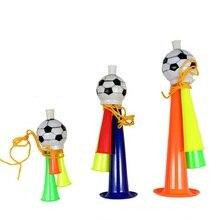 Football fans cheer horn World Cup speakers Sport Fans Horns football horn Cheerleading loudspeaker for M size 19cm
