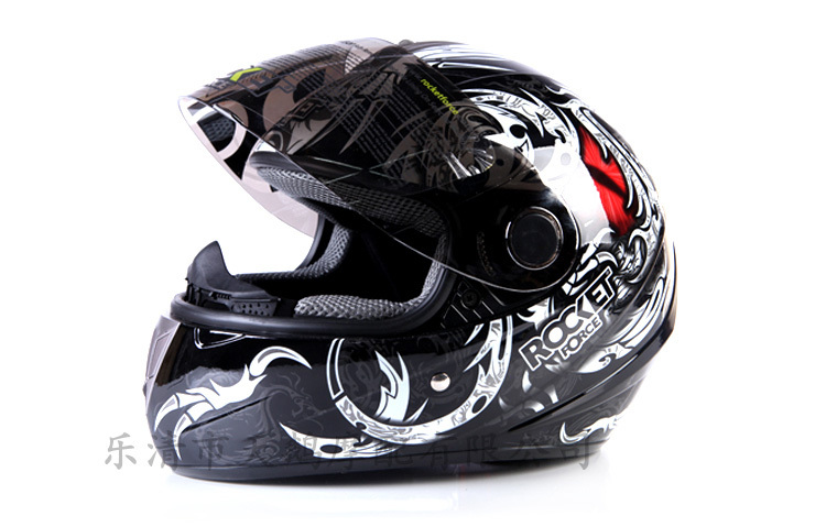 Classic Full Face Helmet Racing helmet motorcycle helmet  13 kinds of color choice size S/M//L/XL,Free shipping