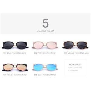 Image 5 - MERRYS DESIGN Children Cat Eye Sunglasses Girls Polarized Sunglasses UV400 Protection S7000