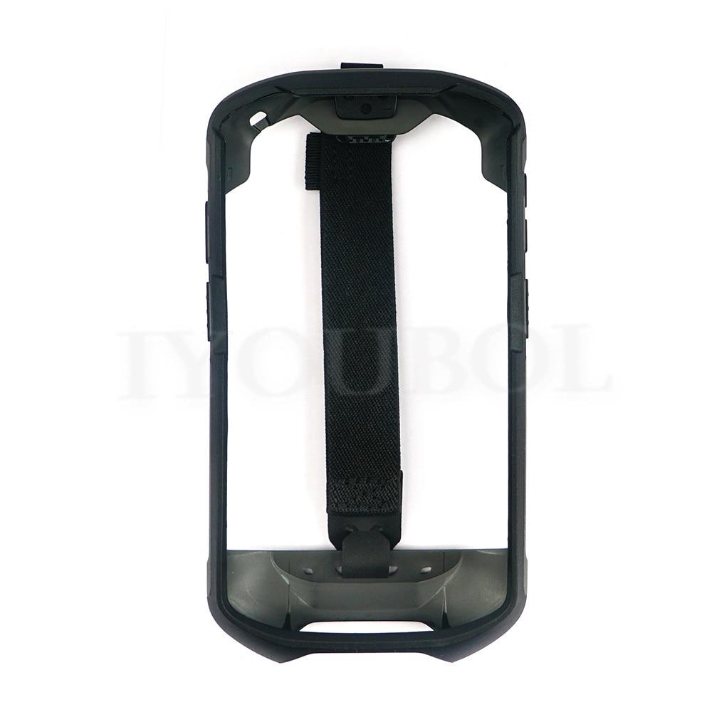 Rugged Boot and Handstrap For Motorola Symbol Zebra SG-TC51-EXO1-01 TC51/TC56 кронштейн north bayou t3260 для жк тв 32 60 потолочный высота 900 1500мм наклон 20° 2° поворот 360° vesa 400x600 до 45 5 кг серебристый