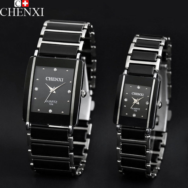 CHENXI 2018 Fashion Lovers Watch For Men Women Watches Ladies Top Brand Luxury F