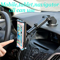 "Universal 5""-11"" Car Headrest Mount Stand Holder For  mobile phone iPad Mini 1 2 3 4 5 Air 2 360 Degree Rotate Tablet  Bracket"