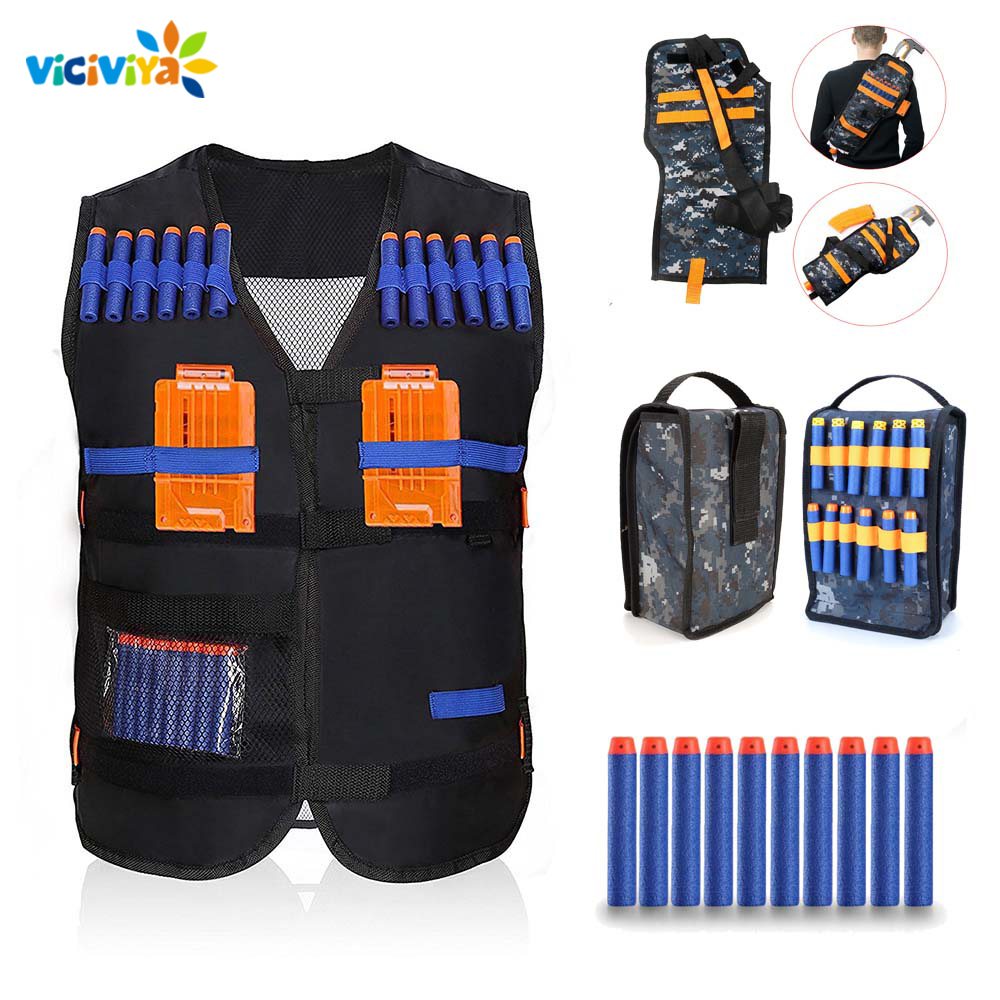 G Star X Laser Tag Infrared 4 Pcs Gun 4 Vest Set -could be as stage prop