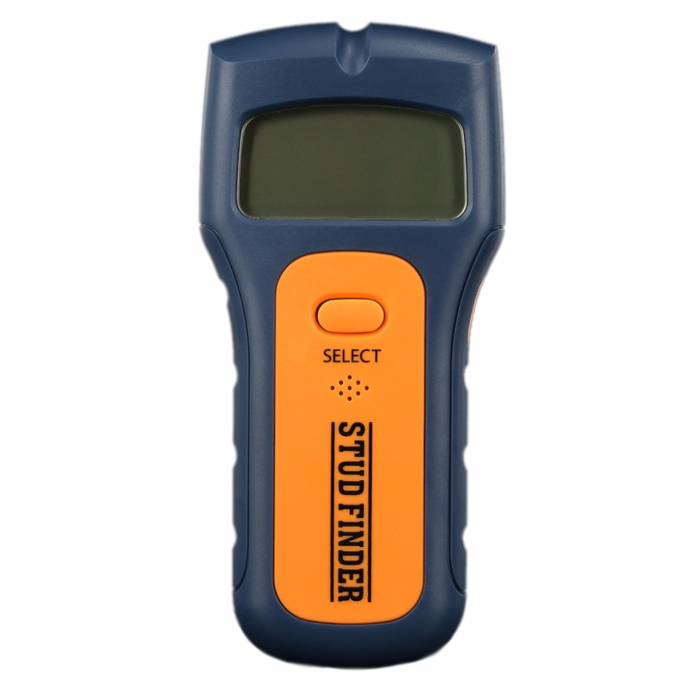 TS79 Wall Scanner Metal Wood Detectors Stud Finder AC Voltage Live Wire Detect Tester Tools