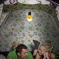 Luz de acampamento Portátil LEVOU Lanterna de Acampamento Luz Lâmpada Pendurada Ao Ar Livre Lanternas Portáteis Uso 3 * AAA Baterias
