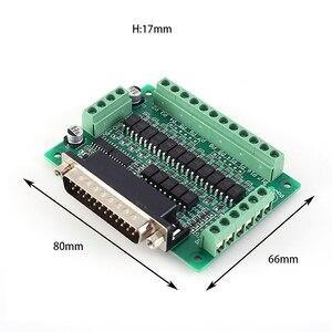 Image 4 - Tabla de Interface CNC, convertidor de aislador óptico, compatible con KCAM4/EMC2/Linuxcnc