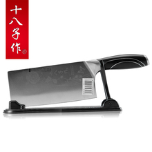 5Cr15Mov stainless steel kitchen knife,you can cut the meat/slice/cut fish/cut vegetables/cut fruit,very sharp durable