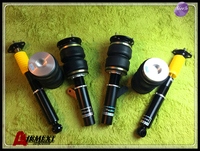 AIRMEXT For E46 E36 318i updated Air suspension/ coilover +air spring assembly /Auto parts/chasis adjuster/ air spring/pneumatic