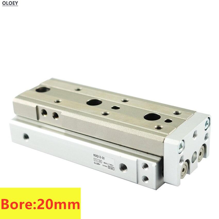 SMC MXS12-75B 12mm Bore Dia 75mm Stroke Pneumatic Slide Table New